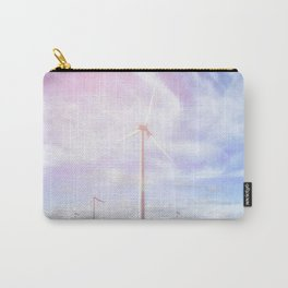 Wind Turbines 2 #ethereal Carry-All Pouch