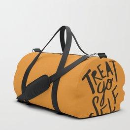 Halloween Treat Yo Self Duffle Bag