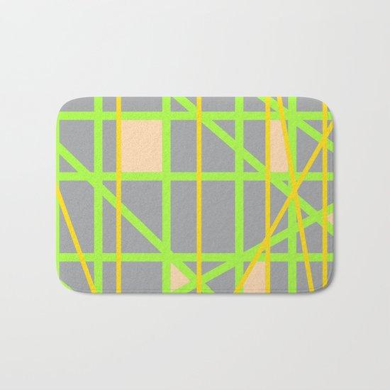 Abstract RD Bath Mat
