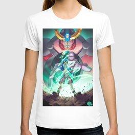Gurren Lagann - This Drill will pierce the Heavens T-shirt