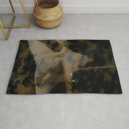 Distorted Views Rug