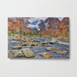Guadalupe River Metal Print
