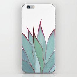 Elegant Agave Fringe Illustration iPhone Skin