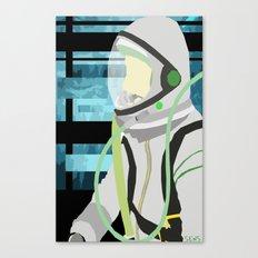 Kosmonaut Canvas Print