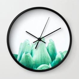 Hearty Arty Wall Clock