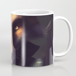 Country Club Collection #5 - I'm a Patient Fox Coffee Mug