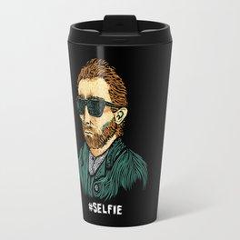 Van Gogh: Master of the #Selfie Travel Mug