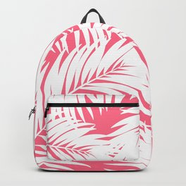 Palm Tree Fronds c'est parfait Hawaii Tropical Décor Backpack