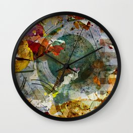 Of adventurers, discoverers and conquerors Wall Clock