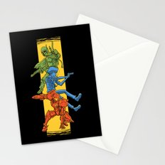 Universe Mighties Bounty Hunters Stationery Cards
