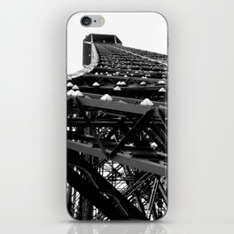 Point of View: B&W Paris Collection #2 iPhone Skin