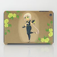 transistor iPad Cases featuring Retro Sailor Star Healer by Crimson Pumpkin
