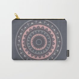 Pink mandala for self care Carry-All Pouch