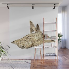 Angel shark Wall Mural