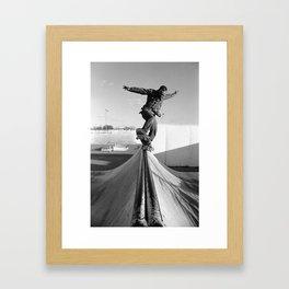 Metal Spine Framed Art Print