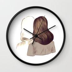 Portal Wall Clock