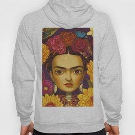 Frida Flowers Hoody
