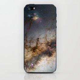 """Sagittarius Constellation """"340-million pixel starscape"""" iPhone Skin"""