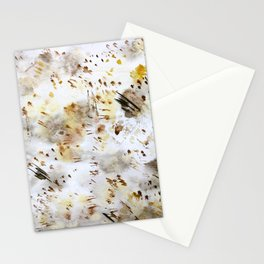 Cozy mess || watercolor Stationery Cards