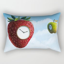 D (StrawberryClock's Dream) Rectangular Pillow