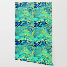 Cellular Pour Wallpaper
