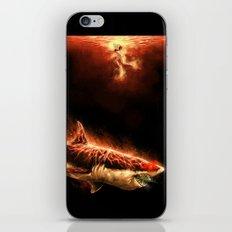 Great White Sharks #2 iPhone & iPod Skin