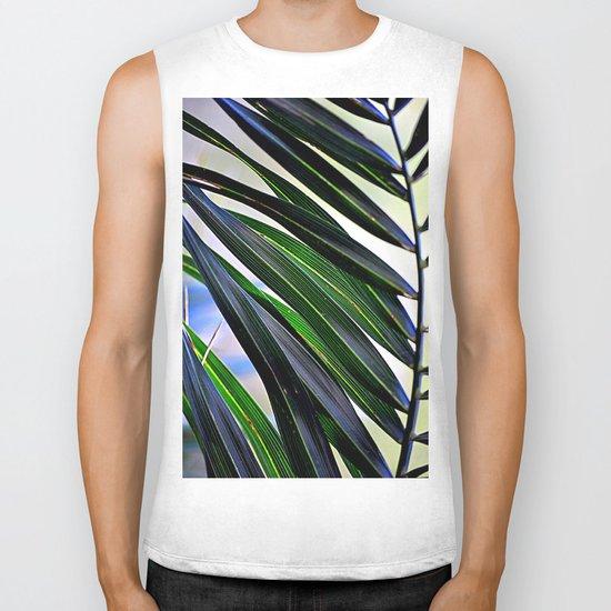 palm Biker Tank