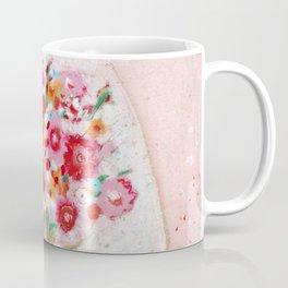 Matryoshka with flowers Coffee Mug