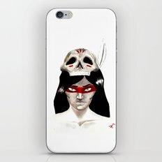 Warpaint iPhone & iPod Skin