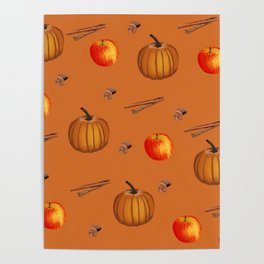 Fall Spice Poster
