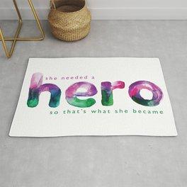 Hero Rug