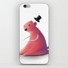 Test subject iPhone & iPod Skin