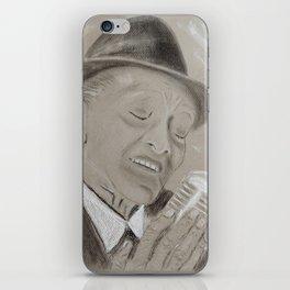 Jimmy Scott iPhone Skin