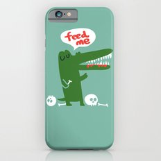 Hungry Hungry Alligator Slim Case iPhone 6s