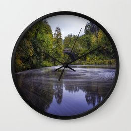 Autumn Betws y Coed Wall Clock