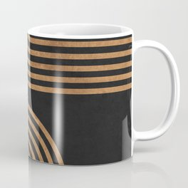 Arches - Minimal Geometric Abstract 2 Coffee Mug