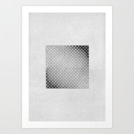 Neominimalist 3 Art Print