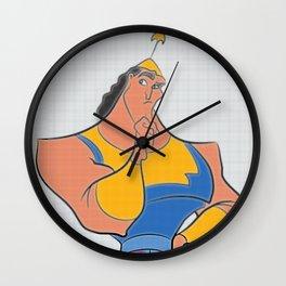 Kronk Wall Clock