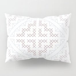 Tribal Hmong Embroidery Pillow Sham