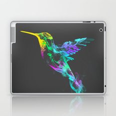 Strange smoke Laptop & iPad Skin