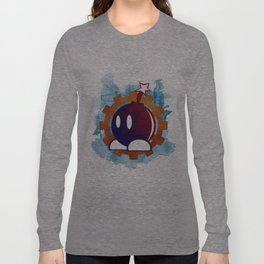 BOB-OMB Long Sleeve T-shirt