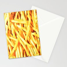 FRENCH FRIES for IPhone Stationery Cards
