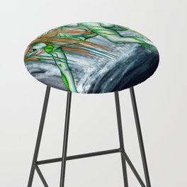 Pole Creatures - Water Nymph Bar Stool