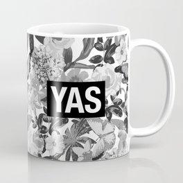 YAS B&W Coffee Mug