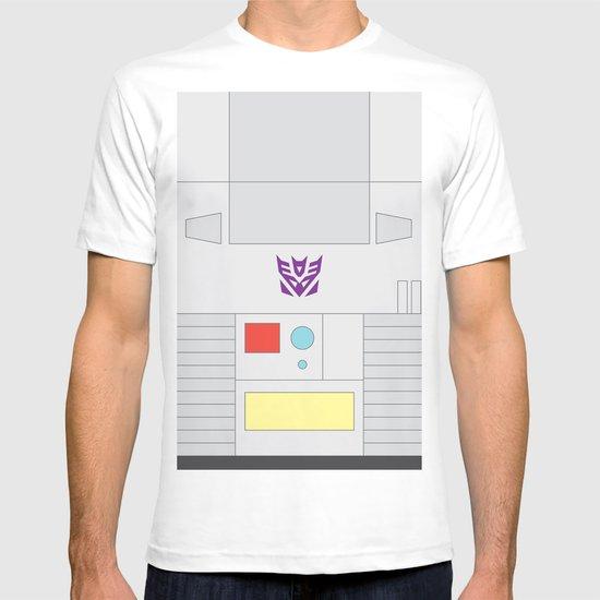 Megatron Minimalist T-shirt