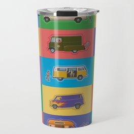 Famous Vans Travel Mug