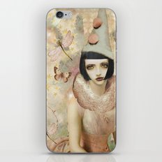 Whimsy my friend. iPhone & iPod Skin