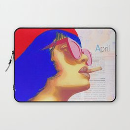 April Laptop Sleeve