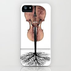 Rooted Sound II Slim Case iPhone (5, 5s)