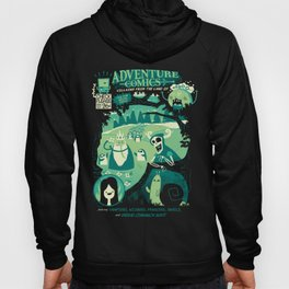 Adventure Comics Hoody